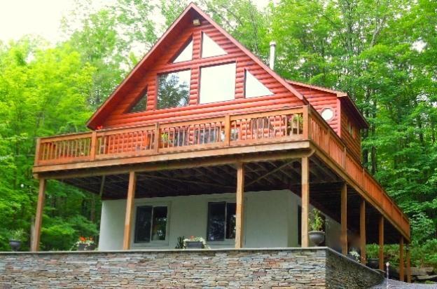 The Catskill Cabin - ULTIMATE MOUNTAIN RETREAT - Hunter - rentals