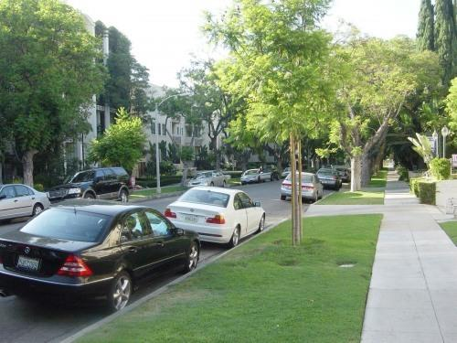 Beverly Hills Walk to Rodeo Dr , up to 6 people - Image 1 - Beverly Hills - rentals