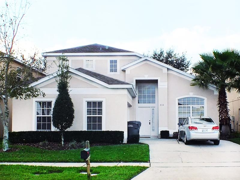 Villa 5 BR/4BA West Pool/Spa Near Disney - Image 1 - Kissimmee - rentals