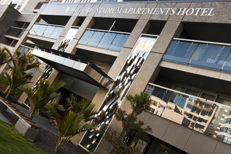 Waldorf Stadium Apartments Hotel - Stadium  Waldorf Apartments Hotel Auckland - Auckland - rentals