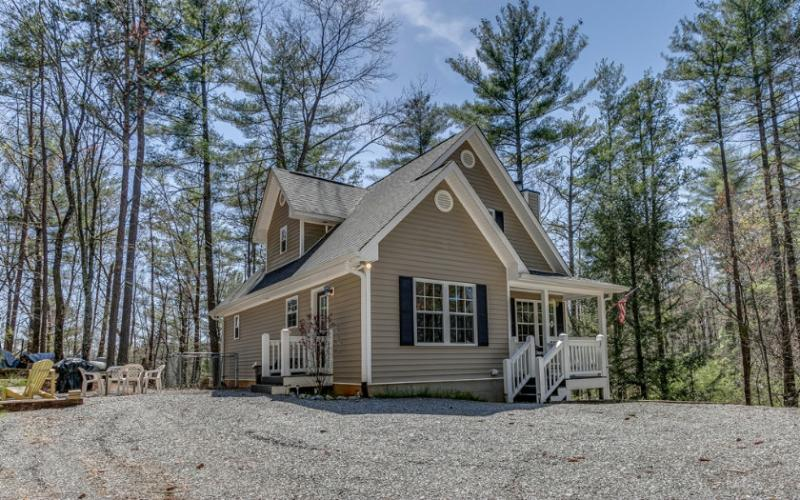 Secluded North Georgia Cabin near Blue Ridge - Image 1 - Ellijay - rentals