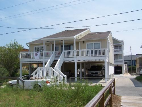 Harris Cottage - Sound front & 32' boat dock - Wrightsville Beach - rentals