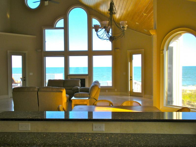 Panoramic ocean views! - Luxury Oceanfront Beach house w/ Pool & Hot tub! - Myrtle Beach - rentals