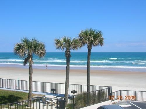 Our Building is Ocean front - 2 Bedroom Townhouse on the Beach - Daytona Beach - rentals