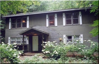 Lake George House - A Dream of a Woodland House.Winter rates 10% off. - Diamond Point - rentals