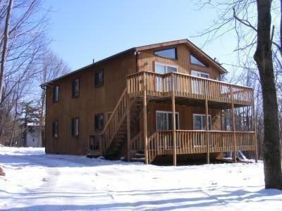 Spacious Vacation Home in the Poconos - Image 1 - Albrightsville - rentals