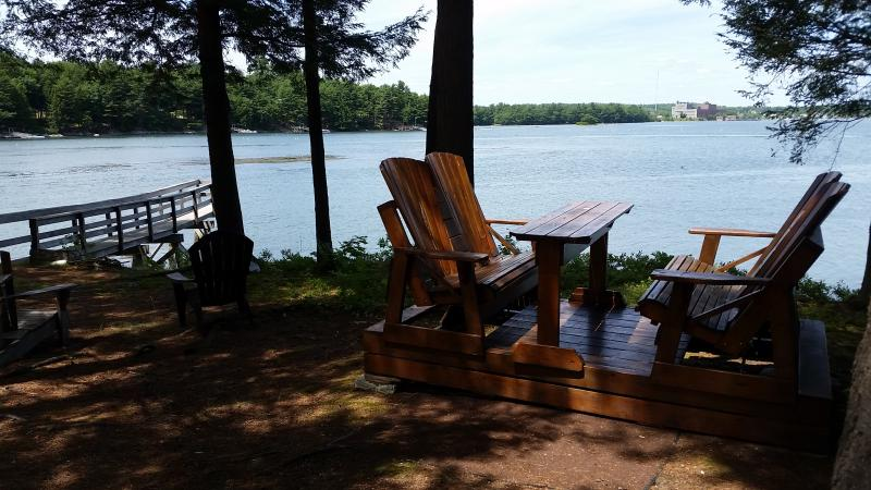 Welcome To Rock Ledge Point - Maine Island Summer Ocean Estuary Vacation Home - Wiscasset - rentals