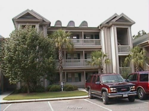 Condo Building - Beautiful Pawleys Island Condo at True Blue - Pawleys Island - rentals