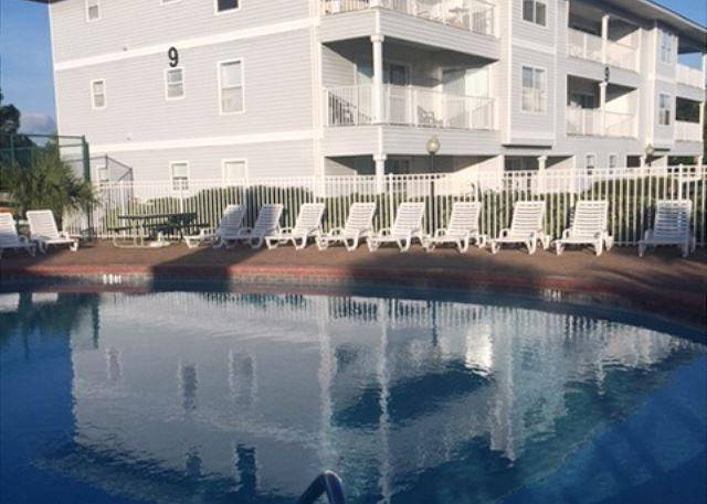 Beachside Villas Pool - Beachside Villas, 2BR/2BA condo in Seagrove Beach! - Santa Rosa Beach - rentals