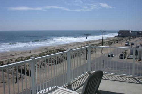 Southeast View from Balcony - Luxury oceanfront condo - Sandbridge, Va Beach - Virginia Beach - rentals