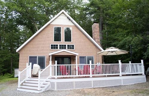 Sleeps 12 - Gunstock Mountain Ski house - Image 1 - Laconia - rentals