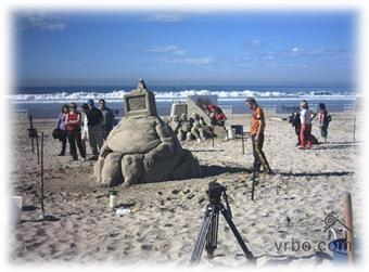 Nearby Sandcastle Competition - Mission Bay Hideaway-Newest, Cleanest & Nicest Apt - San Diego - rentals