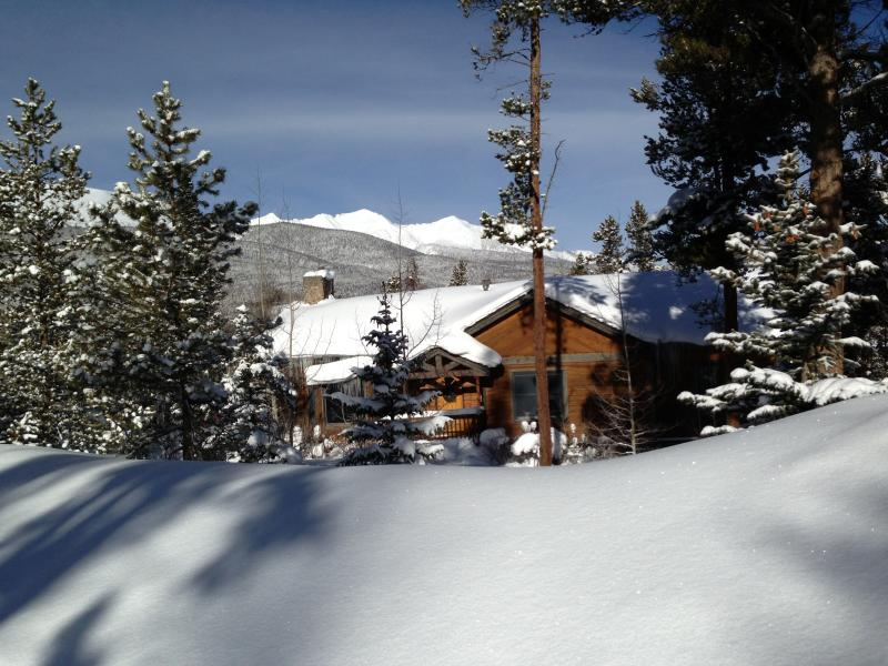 Wildwood Peaks Private Vacation Home - Image 1 - Breckenridge - rentals