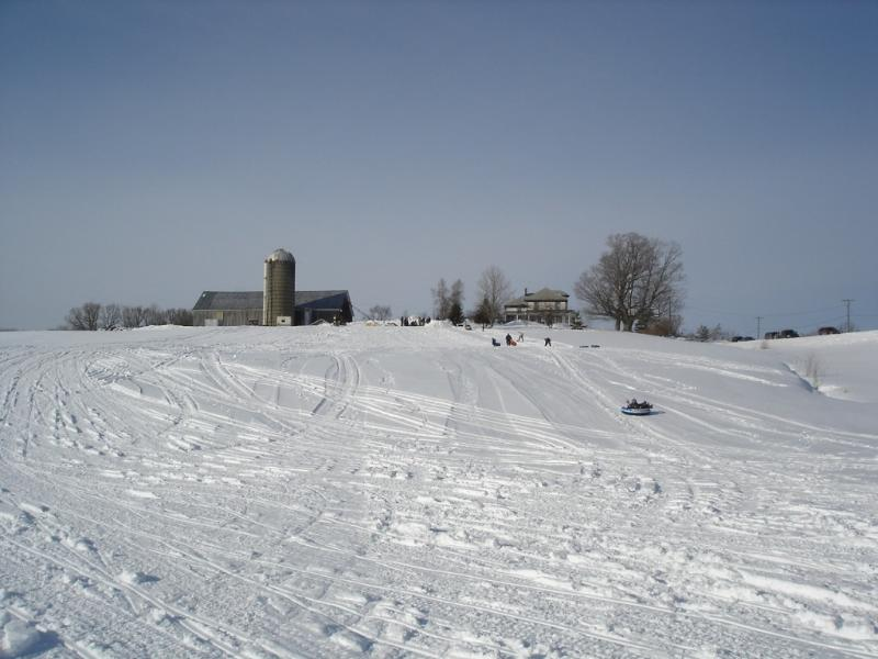 Fun in the Snow - Newly Renovated Large Farmhouse FURNISHED 5BR - Boonville - rentals