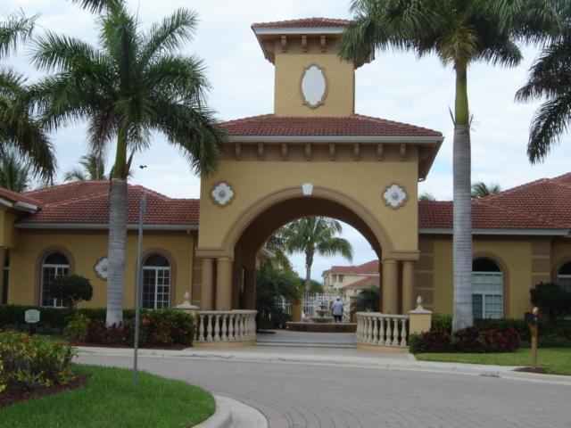 Front of clubhouse - Fabulous Newer Condo In Gardens At Beachwalk - Fort Myers - rentals