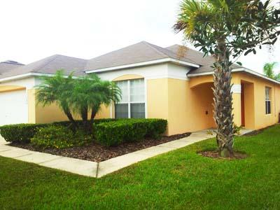 "Orlando home rental-4 bed/3 ""gorgeous"" pool/spa - Image 1 - Kissimmee - rentals"