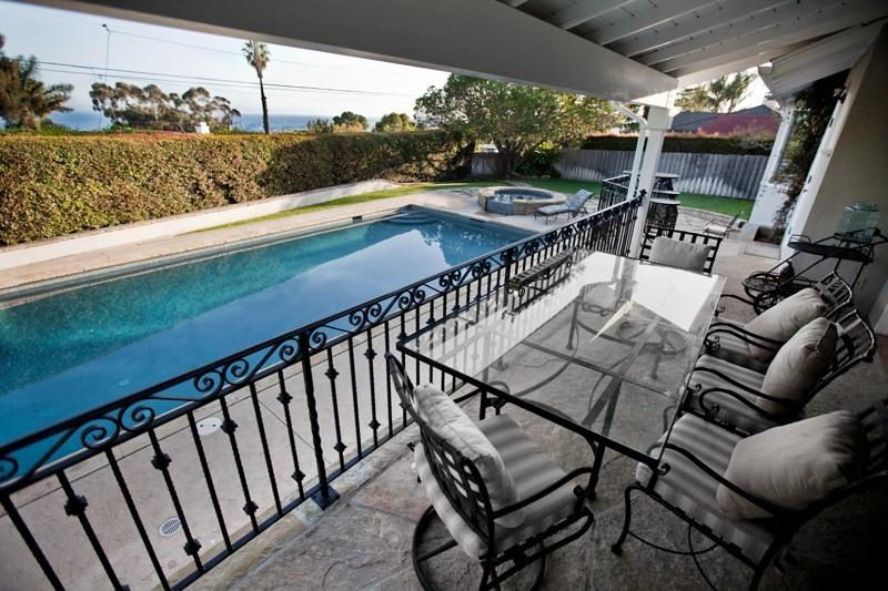 enjoy the ocen view as you sip your Margaritas! - Perfect Family Getaway - Santa Barbara - rentals