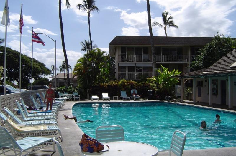 Pool - Kihei, Maui, Hawaii, condo across from the beach. - Kihei - rentals
