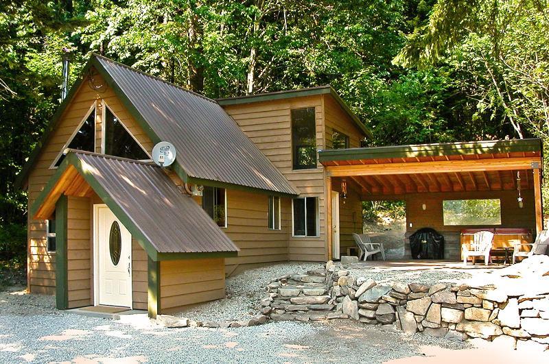 Vista View Chalet - Leavenworth - Lake Wenatchee Chalets and Lodges - Plain - rentals