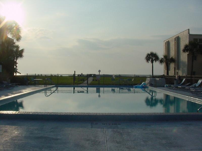 Our Sparkling Pool - Ocean Music-Hear the Ocean from Our Patio! Special - Saint Augustine Beach - rentals
