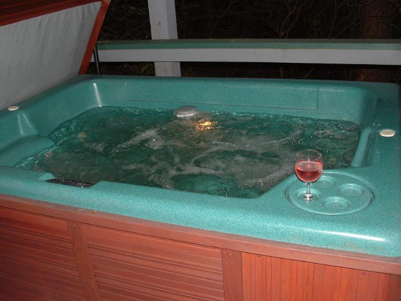 Romantic Outdoor Hot Tub Cabin #40 - Helen, Ga. TimeAway Mtn. Cabins/ NE Georgia mtn's. - Helen - rentals
