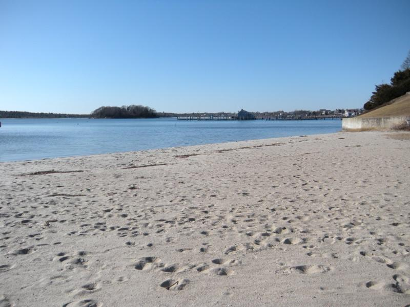 The Neighborhood Association Beach just steps from the house! - FAMILY Vacation Home-Perfect Getaway! - Buzzards Bay - rentals