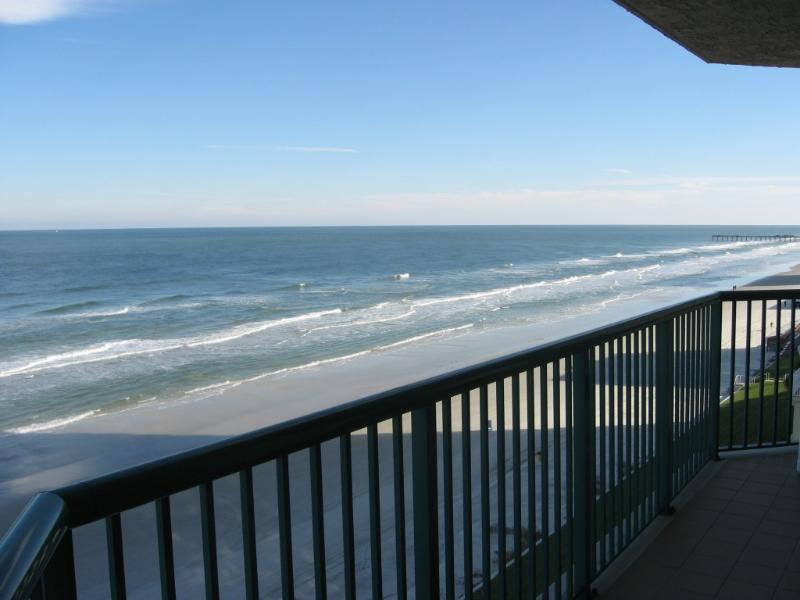Oceanfront Balcony - Direct Oceanfront 3/3, See the Ocean In Every Room - Daytona Beach - rentals
