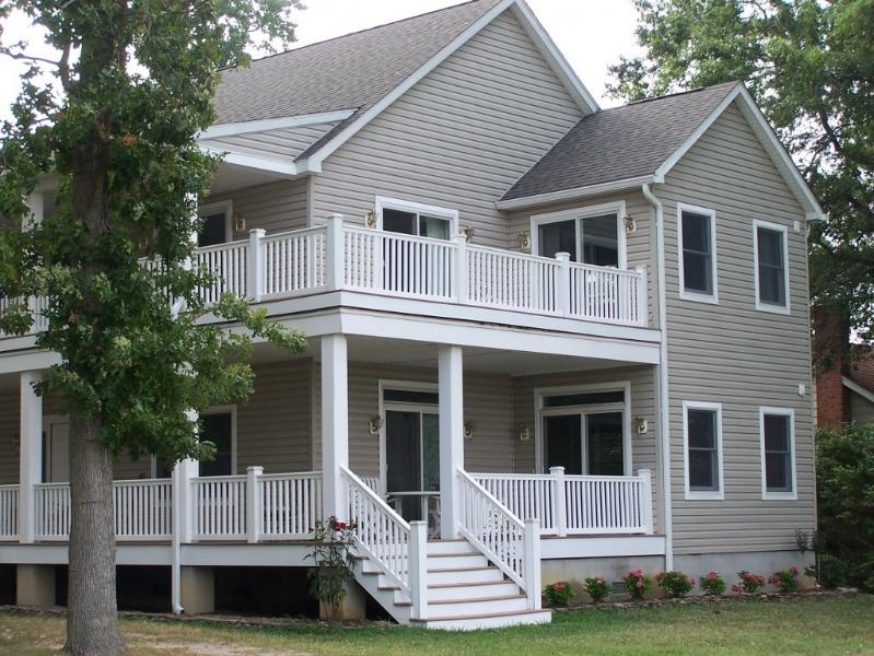 Great porches for great views! - ENDLESS SUNSETS - The perfect getaway! - Claiborne - rentals