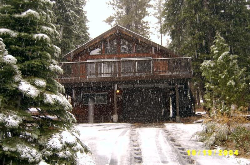 FRONT - Sondre Norheim Favorite North Lake Tahoe Ski Cabin - Carnelian Bay - rentals