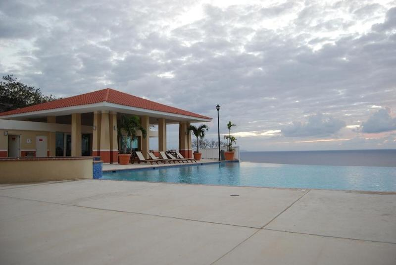 Infinity Pool/Gazebo Area Just Steps Away - Poolside, Oceanview Condo, Overlooking Crash Boat - Aguadilla - rentals