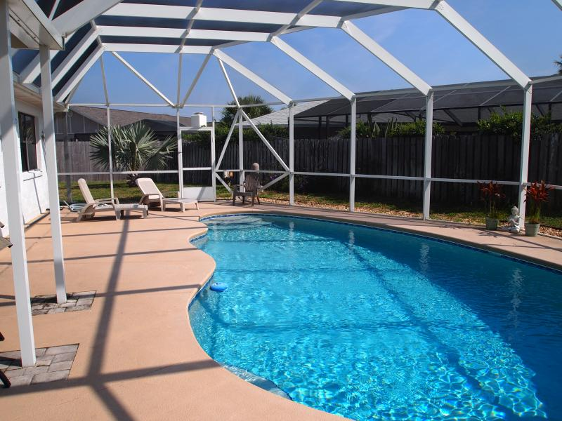 Pool - Beach & Pool Vacation Home near Daytona - Ormond Beach - rentals