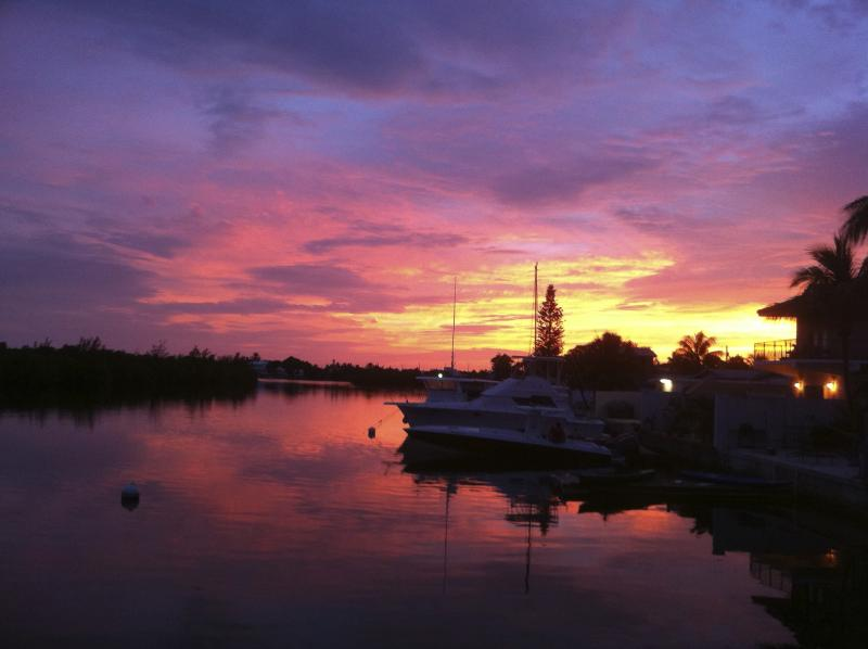 Sunset at PirateHead Cove - KEY WEST WATERFRONT & WATERCOLOR ART VACATION!! - Key West - rentals