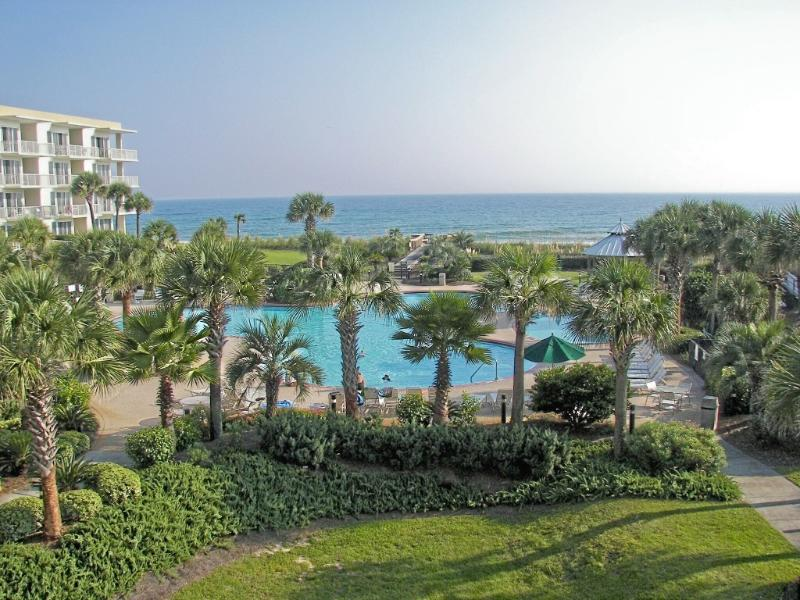 View from balcony - 216*Recently Updated!*FREE Beach Service for 2* - Miramar Beach - rentals