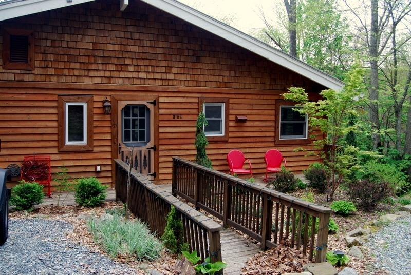 Red Twig Chalet Summer - Red Twig Chalet in Banner Elk, NC - Sugar Mountain - rentals