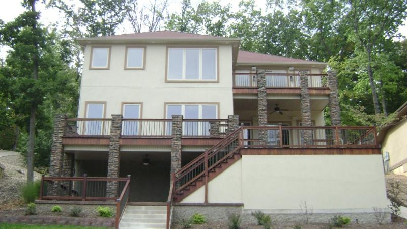 View from Lakefront - Porto Cima - Lake of the Ozarks 7BR Home for rent - Lake of the Ozarks - rentals