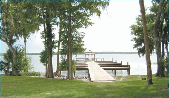 Lake Marion - pier - Lake Marion - Lovely Villa in Select Community - Poinciana - rentals