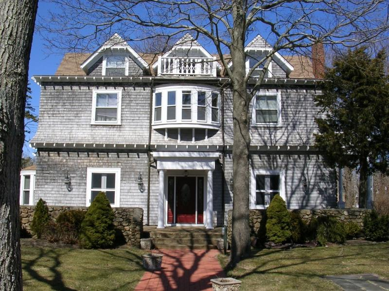 Large Home with private yard walk to Town, Beaches - Image 1 - Oak Bluffs - rentals