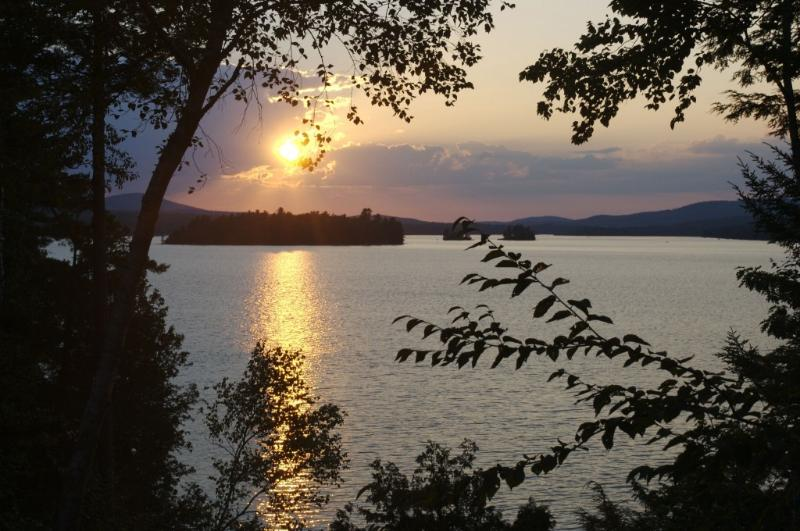 beautiful sunsets - Loon Cove - Ellsworth - rentals
