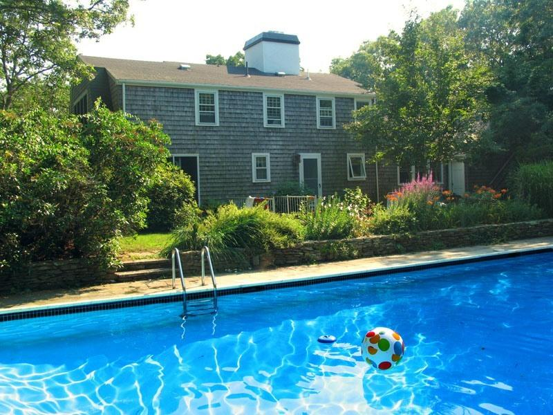 Two Ponds Pool View - Classic Cape Cod private home - Falmouth - rentals