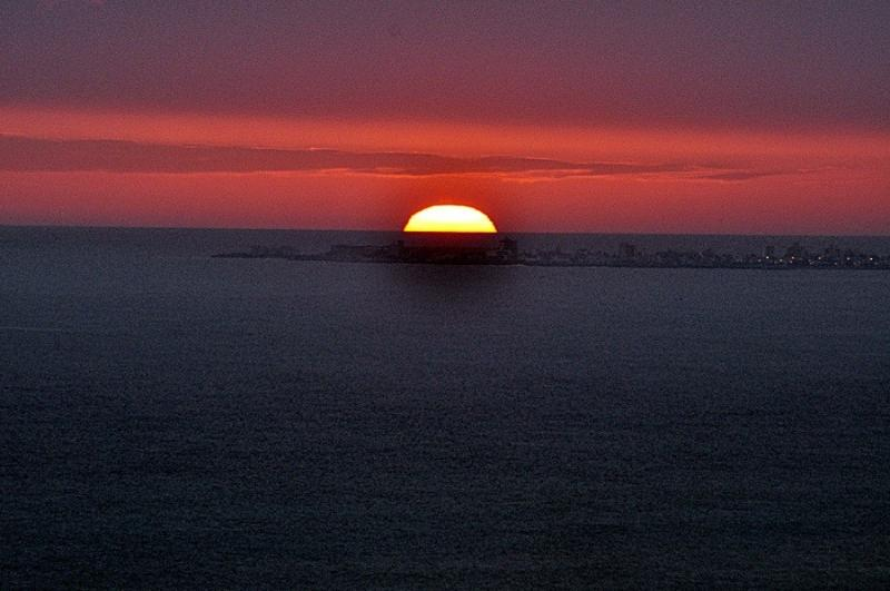SUNSET FROM LIVING& MASTER - Lux Miraflores Duplx Ocean front BOOK ONLINE NOW - Miraflores - rentals