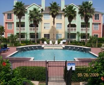 Resort style Pool #1 - Luxurious Condo on Seawall w/ stunning Ocean Views - Galveston Island - rentals