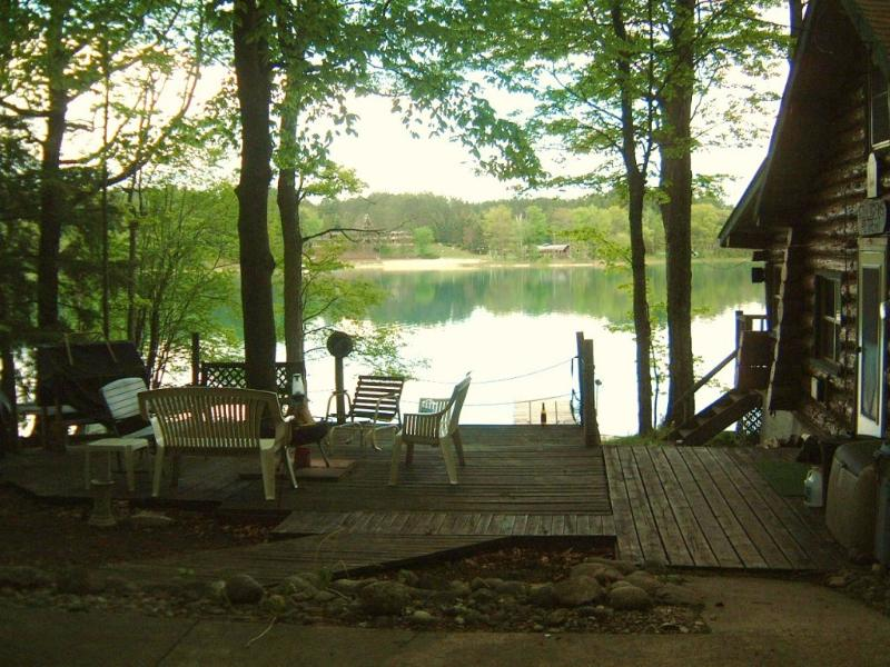 Beautiful Dixon Lake - Lakefront Cottage on Beautiful Dixon Lake - Gaylord - rentals