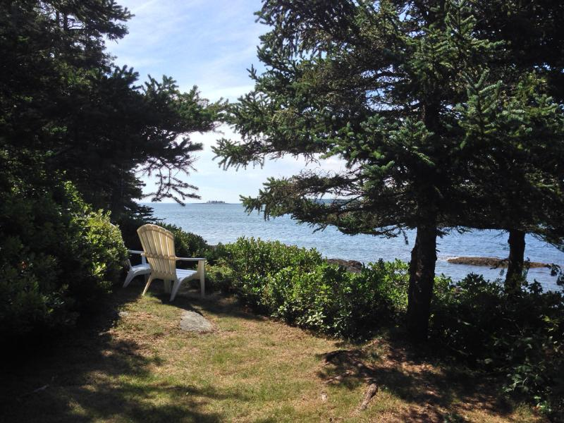Spectacular Oceanfrontage & Private Cove - Image 1 - Winter Harbor - rentals