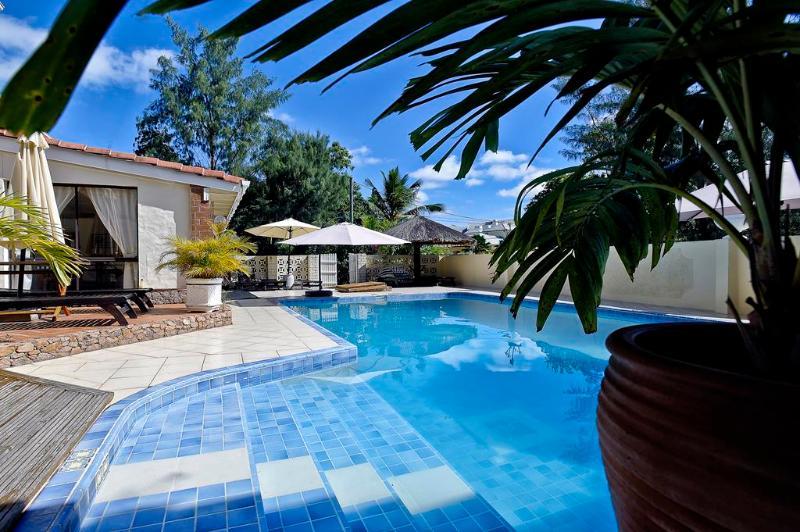 Poolside I Carana Hilltop Villa - Carana Hilltop Villa - The Seychelles Experience - Mahe Island - rentals