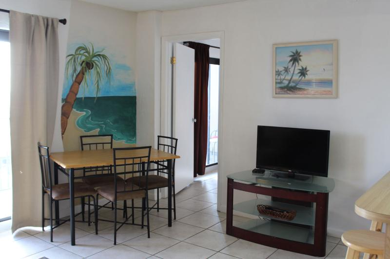 2 BDR Family Fun with Breathtaking Views(sleeps 6) - Image 1 - Daytona Beach Shores - rentals