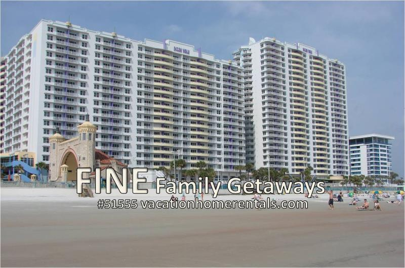 OceanWalk from the Beach, - Daytona Beach Condo - 5 Star Luxury - Reviews! - Daytona Beach - rentals