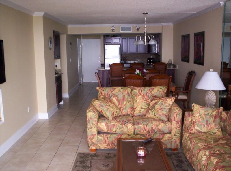 SPRING BREAK WOW at Renovated DUNES OF PANAMA - Image 1 - Panama City - rentals