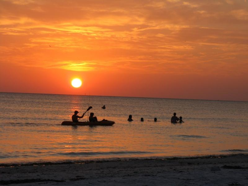 Sunset on Siesta Key - DEAL on Siesta Key,#1 Beach in USA 2011 - Siesta Key - rentals