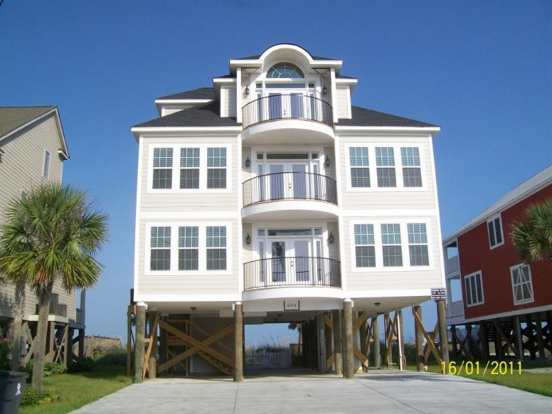 999 S Waccamaw Drive - Oceanfront 8 BR/8.5 ba w/ pool, hot tub & elevator - Murrells Inlet - rentals