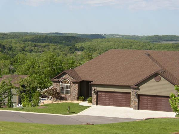 Beautiful panoramic view of The Ozark Mountains. - Lg. Luxury Executive Home;Groups/Reunions Pro Golf - Branson West - rentals